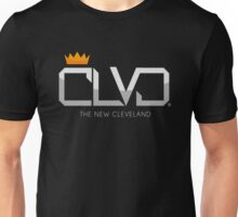 """THE NEW"" ROYAL BLACK TEE - CLVD® Unisex T-Shirt"