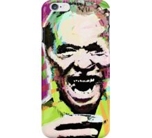 Charles Bukowski. The Wooden Butterfly. iPhone Case/Skin