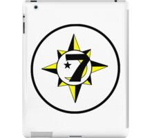 Nation of Gods and Earths iPad Case/Skin