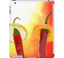 The Red, the Hot, the Chili iPad Case/Skin