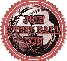 Join Steel Ball Run - JJBA by jacklemon