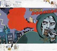 MF DOOM Operation: Doomsday by TheGoobs