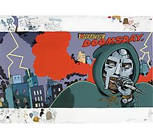 MF DOOM Operation: Doomsday Photographic Print