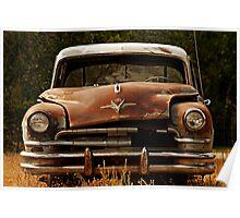 Vintage Chrysler Poster