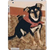 Chevy, the Bandito iPad Case/Skin