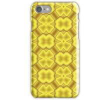 In Golden Tones iPhone Case/Skin
