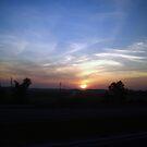 Early sunrise in Miami by Christian  Zammit