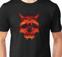 Devil Skull Unisex T-Shirt
