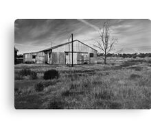 Edah Station - Yalgoo Shire Metal Print