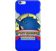 Spiny Norman iPhone Case/Skin