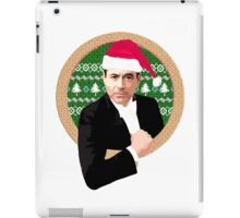 Downey's Ducklings' holiday sweater (#1) iPad Case/Skin