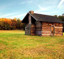 Kelly House - Chickamauga and Chattanooga National Military Park - Georgia by shotzbyjay