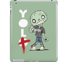 You Only Live Twice! iPad Case/Skin