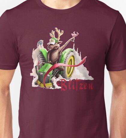 Blitzen Unisex T-Shirt