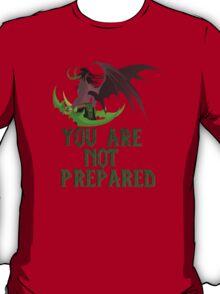 Illidan Stormrage (World of Warcraft) T-Shirt