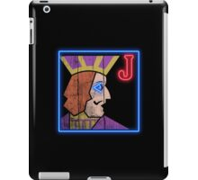 One Eyed Jacks iPad Case/Skin
