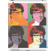 Austin Powers Pop Art iPad Case/Skin