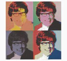 Austin Powers Pop Art by Iskanders