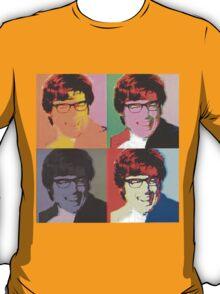 Austin Powers Pop Art T-Shirt