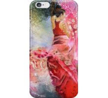 Flamencoscape 13 iPhone Case/Skin