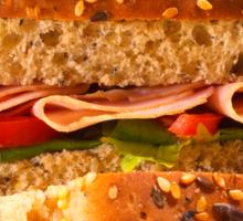 Sandwich Sticker