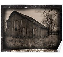 Old Barn 2 Poster