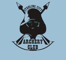 Starling City Archery Club - Arrow Kids Tee