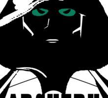 Starling City Archery Club - Arrow Sticker