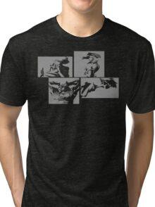 Cowboy Bebop Panels 2 Tri-blend T-Shirt