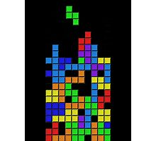 Tetris2 Photographic Print