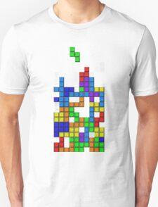 Tetris2 Unisex T-Shirt