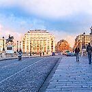 La Samaritaine - Scenic Streets of Paris by Mark Tisdale