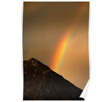 Rainbow American Fork Canyon Poster
