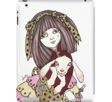 The Lonely Goat Herd iPad Case/Skin