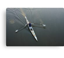 Early Rower Canvas Print