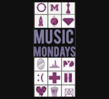 Justin Bieber Music Mondays, Journals by lyricsbykailynn