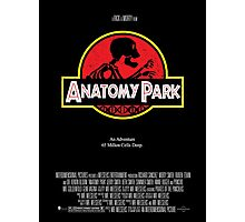 Anatomy Park sticker shirt mug pillow movie poster Photographic Print