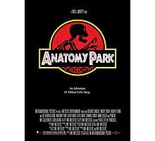 Anatomy Park sticker shirt mug pillow movie poster Photographic Print