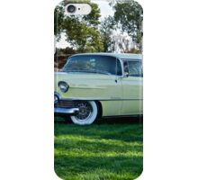 1954 Cadillac Coupe de Ville iPhone Case/Skin