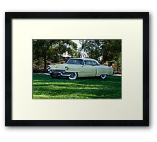 1954 Cadillac Coupe de Ville Framed Print