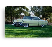 1954 Cadillac Coupe de Ville Canvas Print