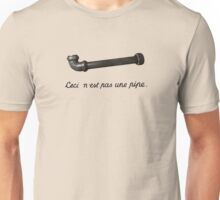 This is Not a Pipe Unisex T-Shirt