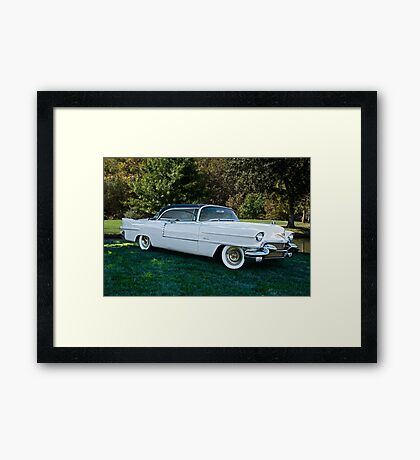 1956 Cadillac El Dorado Sevelle Framed Print