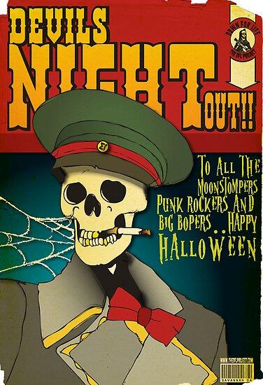 DFL! Halloween  by SFDS