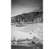 Elephant Rocks - William Bay NP Photographic Print
