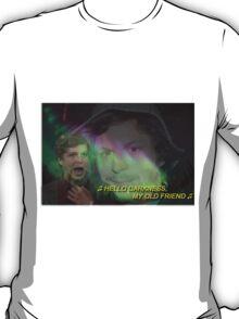 "Michael Cera - ""Hello Darkness"" T-Shirt"