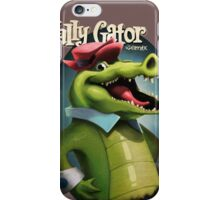 Wally Gator, the Remix iPhone Case/Skin