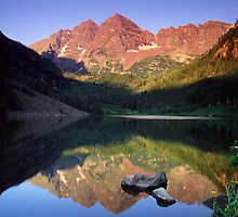Maroon Bells by Paul Gana