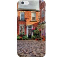 A Hidden Corner -  Knaresborough iPhone Case/Skin