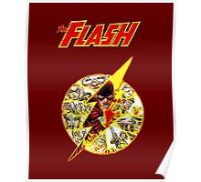 The Flash - Nerdy Must Have Poster